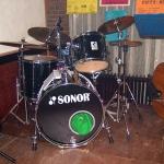drumstel van Lielian- Sonor